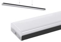 Линейный модульный светильник LINER/S 50W 1200mm 4000K Черный