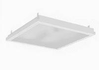 Светодиодный светильник Грильято NK-Light -36WG 36Вт 6500K 587х587х40 Растр