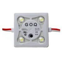Модуль светодиодный SAMSUNG линза 150 градусов 4Led
