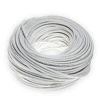 Прозрачный силиконовый высоковольтный кабель ПРКВ-1-20 6.0 мм 20 кВ